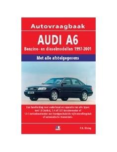 1997-2001 AUDI A6 BENZINE DIESEL VRAAGBAAK NEDERLANDS