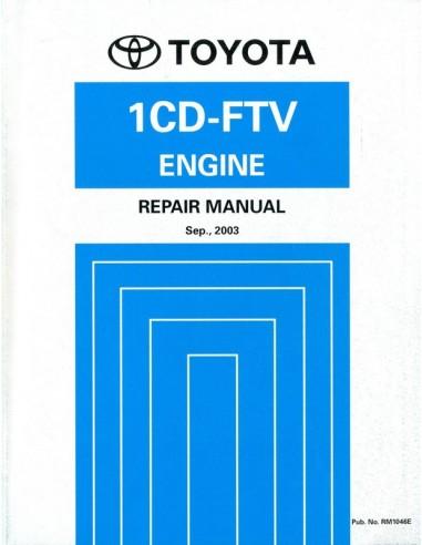 2004 toyota avensis 1cd fte engine repair manual english rh autolit eu toyota 2l engine service manual toyota 2l 3l engine repair manual