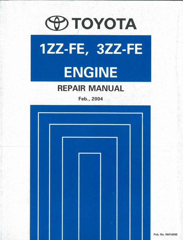 2004 toyota corolla repair manual pdf