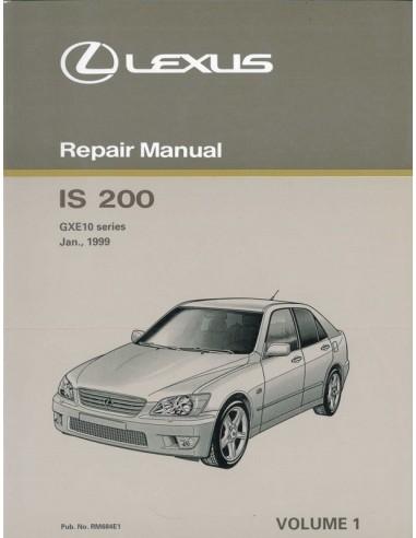 1999 lexus is 200 chassis body repair manual english rh autolit eu lexus is200 owners manual download lexus is200 user manual pdf