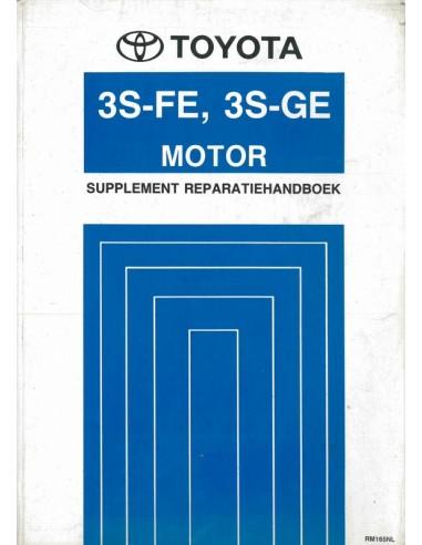 1990 toyota mr2 3s fe 3s ge engine repair manual dutch rh autolit eu Toyota 2.2 Engine Toyota 2200 Engine