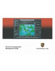 1999 PORSCHE PCM INSTRUCTIEBOEKJE DUITS