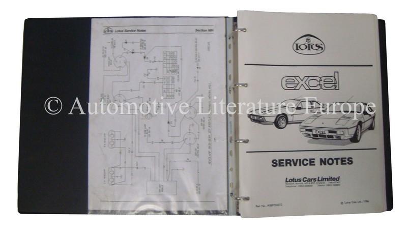 1986 lotus excel workshop manual english. Black Bedroom Furniture Sets. Home Design Ideas