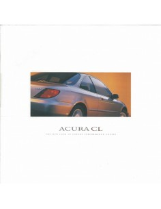 1997 ACURA CL PRESTIGE BROCHURE ENGELS