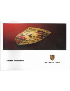 1997 PORSCHE BOXSTER 911 GARANTIE & ONDERHOUD NEDERLANDS