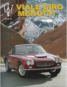 2007 MASERATI VIALE CIRO MENOTTI MAGAZINE ENGELS