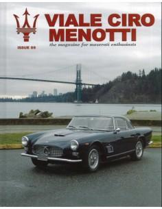 2006 MASERATI VIALE CIRO MENOTTI MAGAZINE ENGELS