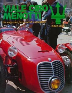 1997 MASERATI VIALE CIRO MENOTTI MAGAZINE ENGELS