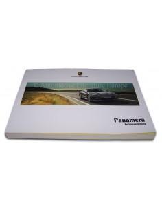 2013 PORSCHE PANAMERA INSTRUCTIEBOEKJE NEDERLANDS