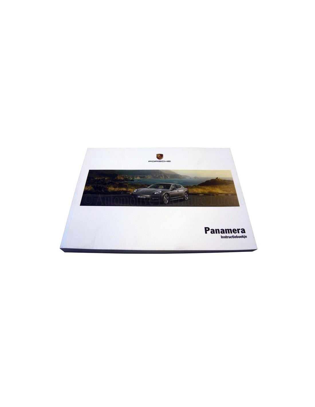 2012 porsche panamera owner s manual dutch rh autolit eu porsche panamera owners manual 2016 porsche panamera turbo user manual