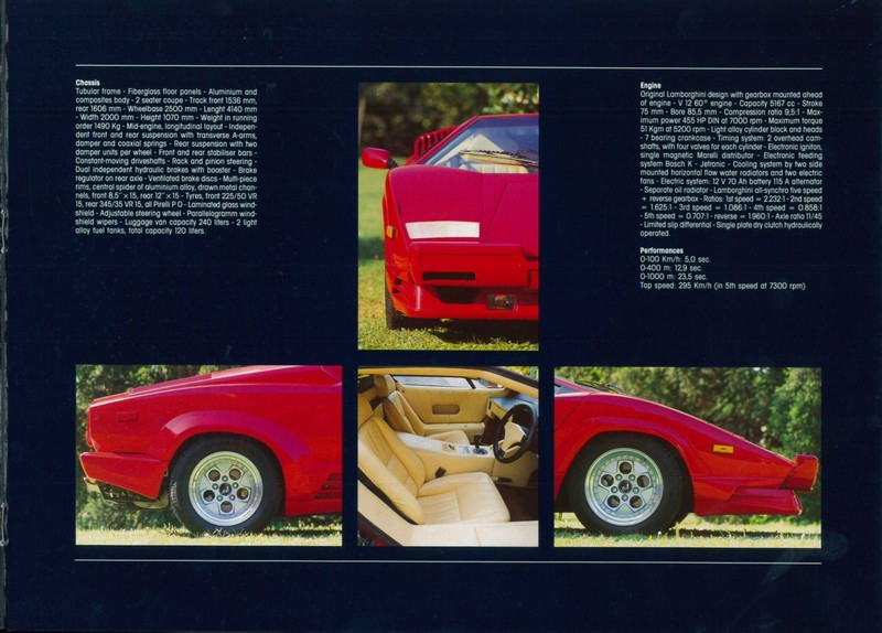 service manual pdf 1988 lamborghini countach electrical. Black Bedroom Furniture Sets. Home Design Ideas