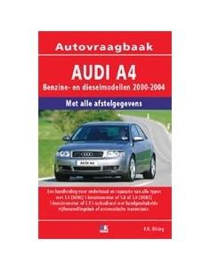 2001-2004 AUDI A4 BENZINE DIESEL VRAAGBAAK NEDERLANDS