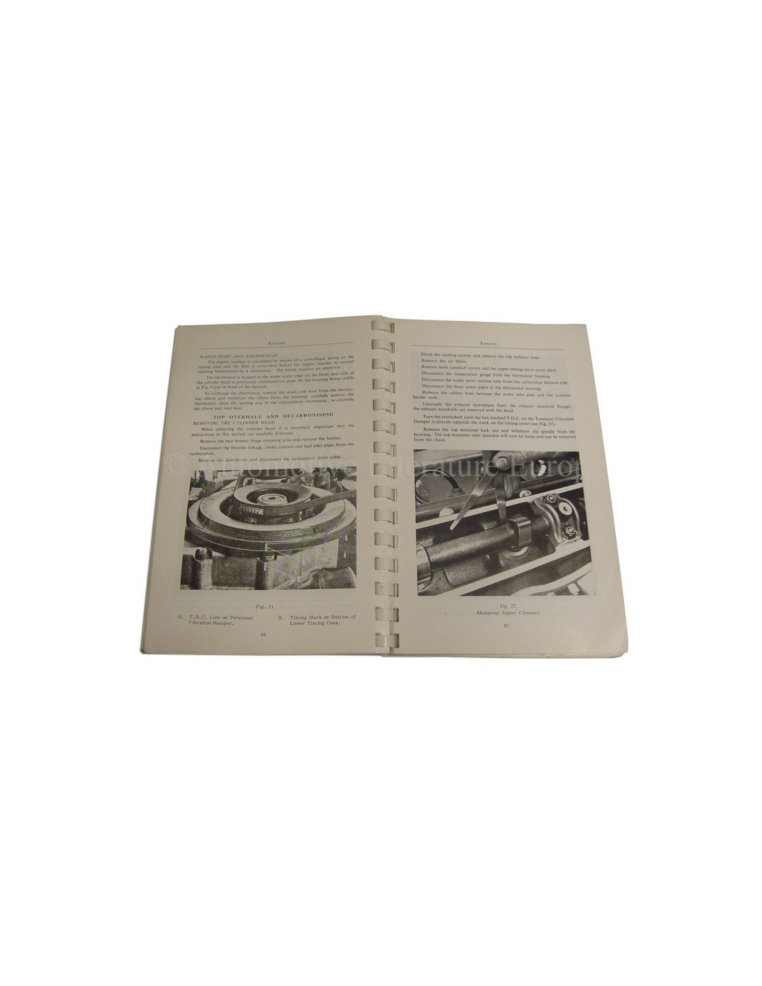 1963 aston martin db4 db4 g t owner s manual english rh autolit eu aston martin v12 vantage owners manual aston martin service manual pdf