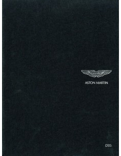 2007 ASTON MARTIN DBS MEDIA HARDCOVER BROCHURE ENGELS