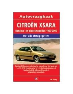 1997 - 2000 CITROËN XSARA BENZINE / DIESEL VRAAGBAAK NEDERLANDS