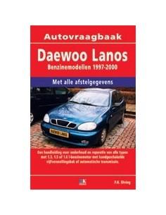 1997 - 2000 DAEWOO LANOS BENZINE VRAAGBAAK NEDERLANDS