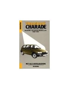 1988 - 1992 DAIHATSU CHARADE BENZINE / DIESEL VRAAGBAAK NEDERLANDS