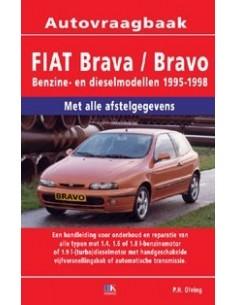 1995 - 1998 FIAT BRAVA BENZINE / DIESEL VRAAGBAAK NEDERLANDS