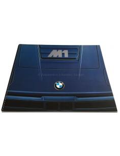 1978 BMW M1 BROCHURE DEUTSCH