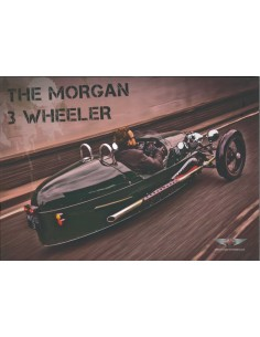 2015 MORGAN 3 WHEELER BROCHURE ENGELS
