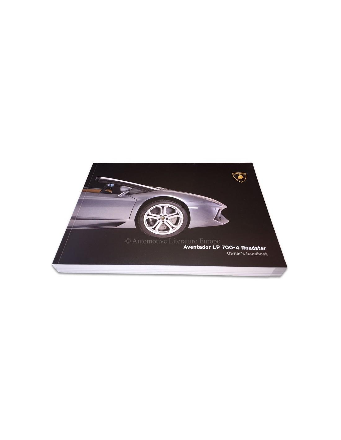 2014 Lamborghini Aventador Lp700 4: 2014 LAMBORGHINI AVENTADOR LP 700-4 ROADSTER