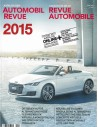 2015 AUTOMOBIL REVUE YEARBOOK GERMAN FRENCH