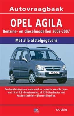 2002 2007 opel agilia workshop manual dutch rh autolit eu vauxhall agila 2005 workshop manual opel agila workshop manual pdf