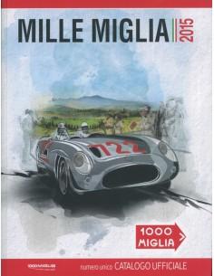 2015 MILLE MIGLIA JAARBOEK ITALIAANS