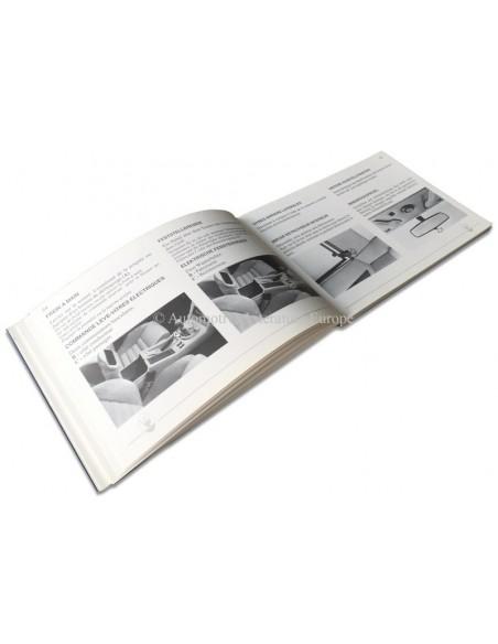 1988 MASERATI KARIF INSTRUCTIEBOEKJE FRANS DUITS