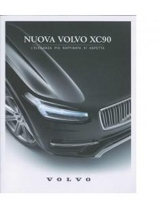 2015 VOLVO XC90 BROCHURE ITALIAANS