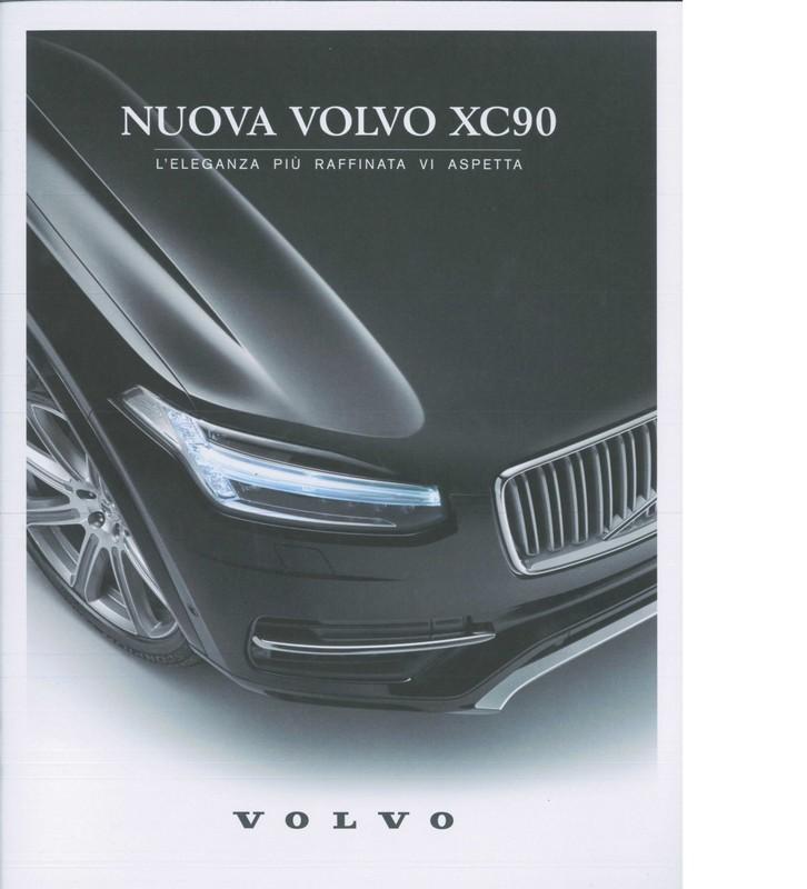volvo xc90 brochure