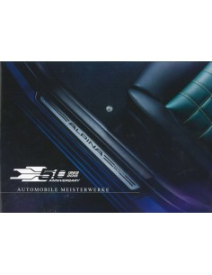 2015 BMW ALPINA EDITIE 50 GENEVE BROCHURE DUITS