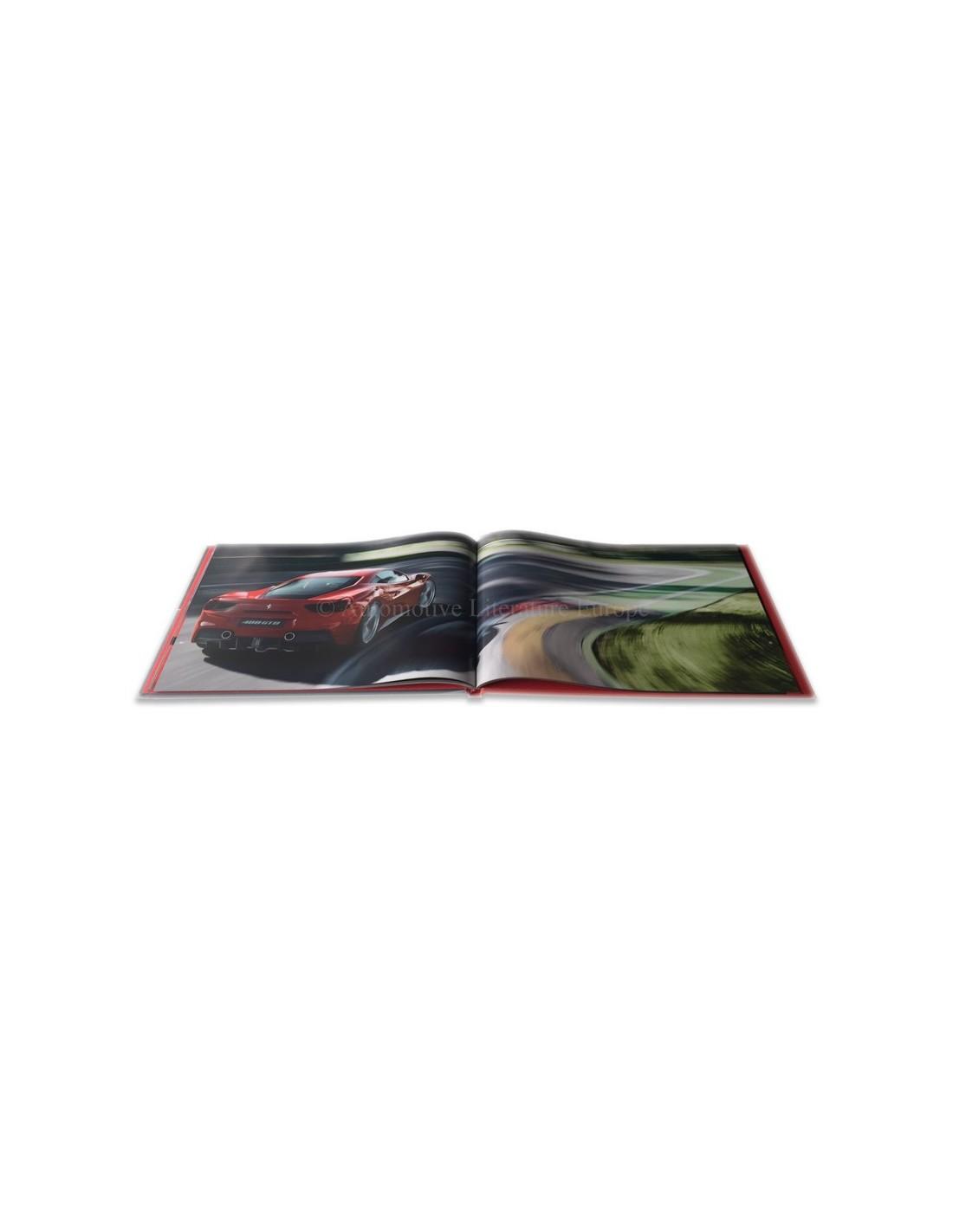 2015 Ferrari 488 Gtb Hardcover Brochure 5125 15