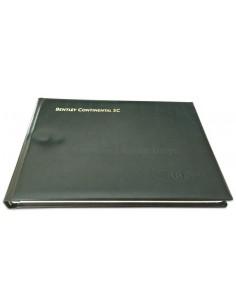 1999 BENTLEY CONTINENTAL SC INSTRUCTIEBOEKJE DUITS