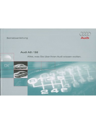 2000 audi a8 owner s manual german rh autolit eu audi a8 owners manual 2008 audi a8 owners manual 2008
