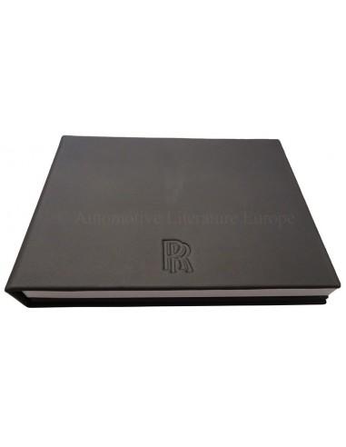2014 rolls royce ghost owner s manual servicebook english rh autolit eu rolls royce owners manual pdf rolls royce ghost owners manual pdf
