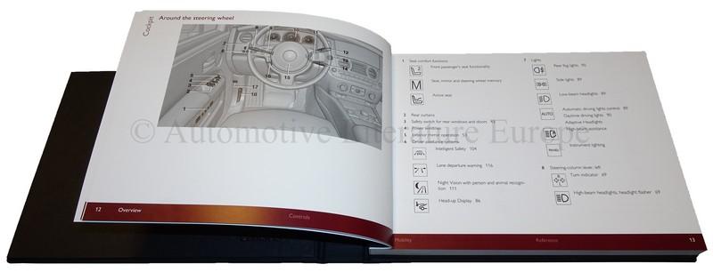2014 rolls royce ghost owner s manual servicebook english rh autolit eu rolls royce owners manual pdf rolls royce owners manual pdf