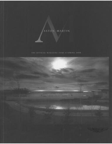 2008 ASTON MARTIN MAGAZINE SPRING ENGLISH