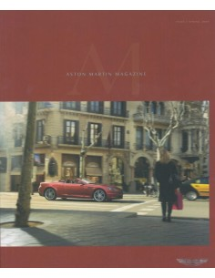 2009 ASTON MARTIN MAGAZINE SPRING ENGLISH