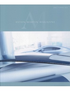 2010 ASTON MARTIN MAGAZINE SPRING ENGLISH