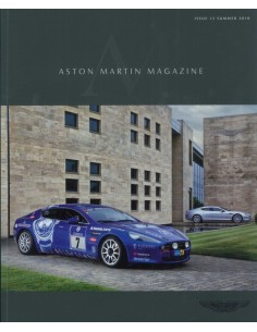 2010 ASTON MARTIN MAGAZINE SUMMER ENGELS