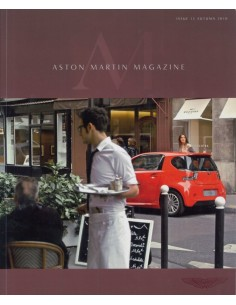 2010 ASTON MARTIN MAGAZINE AUTUMN ENGELS
