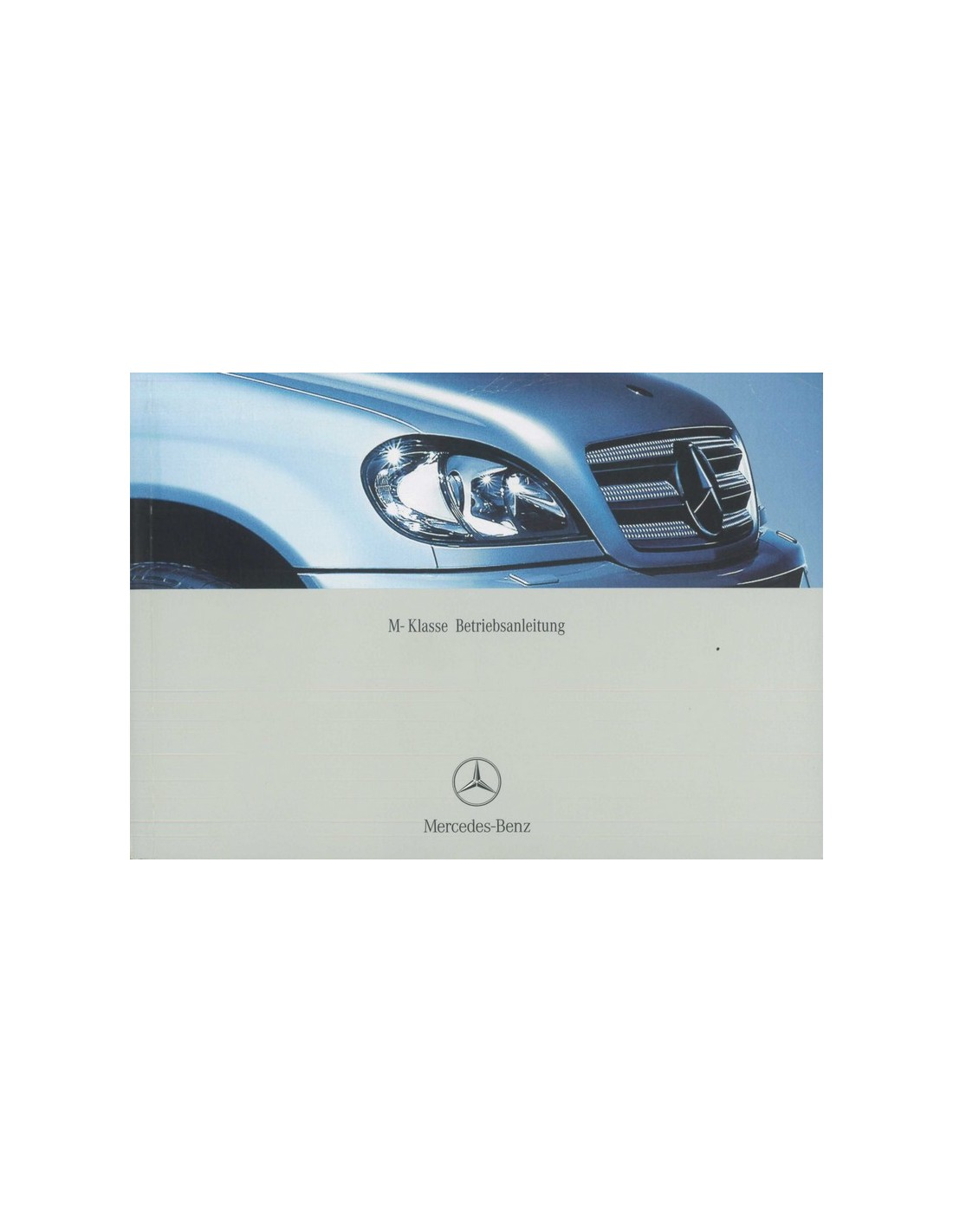 Service manual service and repair manuals 2003 mercedes for 2003 mercedes benz e320 owners manual