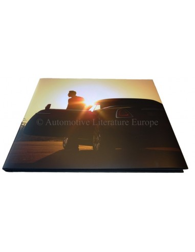 2015 ROLLS ROYCE DAWN HARDCOVER BROCHURE ENGLISH