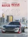 2016 AUTOMOBIL REVUE JAARBOEK DUITS FRANS
