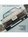 1981 PORSCHE 924 WEISSACH BROCHURE ENGELS (USA)
