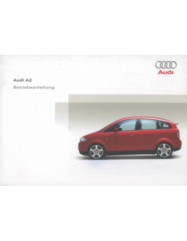 2004 audi a2 owners manual handbook german rh autolit eu 2004 audi tt owners manual 2004 audi s4 owners manual pdf