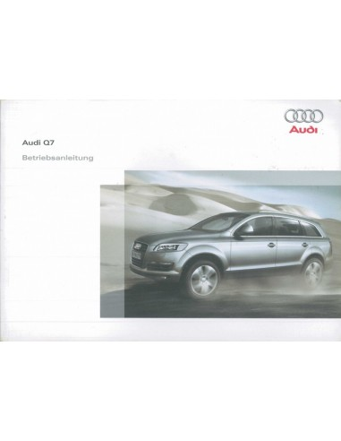 2008 audi q7 owner s manual german rh autolit eu Audi A7 Audi A6