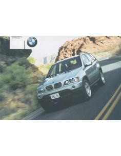 2003 BMW X5 BETRIEBSANLEITUNG GERMAN