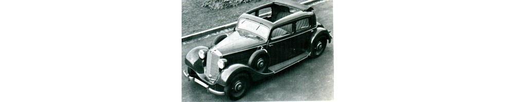 MERCEDES BENZ TYPE 320
